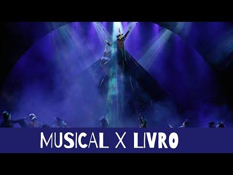 LIVRO X MUSICAL | WICKED | Escritora Whovian