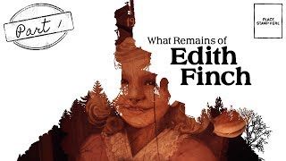 Let's Play: What Remains of Edith Finch | Part 1 | Molly