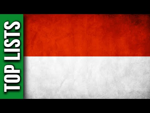10 Things You Didn't Know About Indonesia