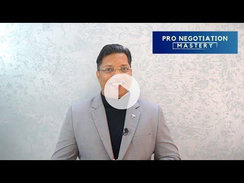 Pro Negotiation Mastery : by Mihir Koltharkar - The Best Negotiation ...