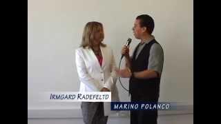 Entrevista a Irmgard Radefeldt. Nueva York, September 2, 2014