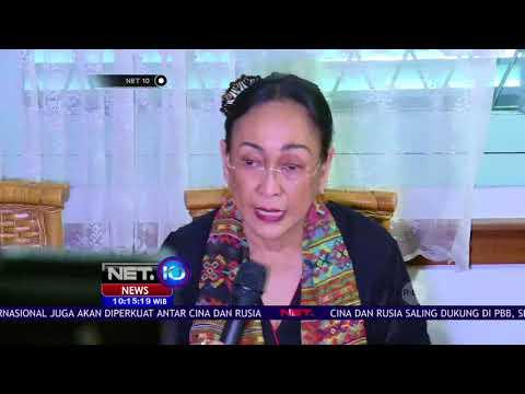 Sukmawati Sampaikan Klarifikasi -NET10