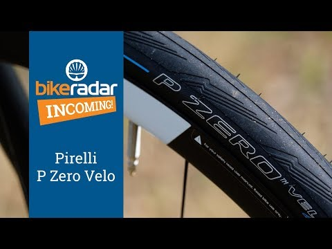 Pirelli P Zero Velo – F1 Tires For Your Bike