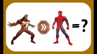 30  сплавов супер героев  MARVEL & DC