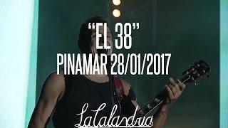 DIVIDIDOS - El 38. Pinamar 28/01/2017