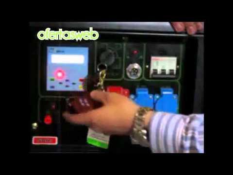 C mo comprar un generador el ctrico diesel barato - Generador electrico barato ...