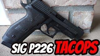 SIG SAUER 226R9TACOPST P226 Tacops