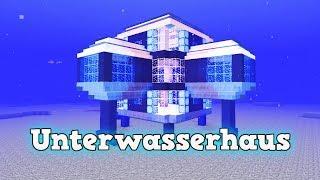 Minecraft Unterwasser Bauen Videos - Minecraft haus aus wasser bauen