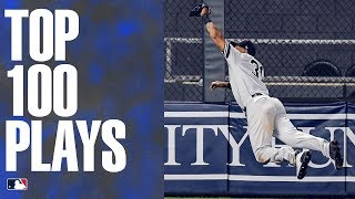The Top 100 Plays Of 2019! | MLB Highlights