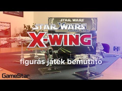 Star Wars: X-Wing – Az ébredő Erő figurás játék bemutató videó