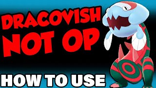 DRACOVISH IS OVERRATED! Pokemon Sword and Shield Dracovish Moveset - Dracovish Guide