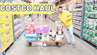 LARGEST Costco Shopping Haul EVER! | Preparing for CoronaVirus
