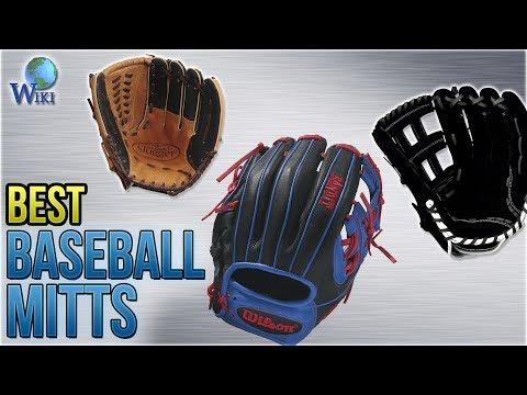 10 Best Baseball Mitts 2018