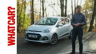 preview picture of video '2013 Hyundai i10 video review - What Car?'