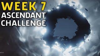 Destiny 2: Forsaken Ascendant Challenge October 16th