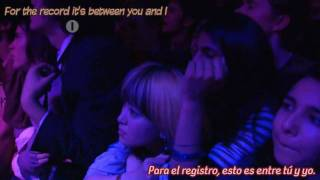 The Strokes - Barely Legal (subs español y ingles)