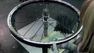 Quy trình sản xuất vành (bánh) xe bằng nhôm trong nhà máy