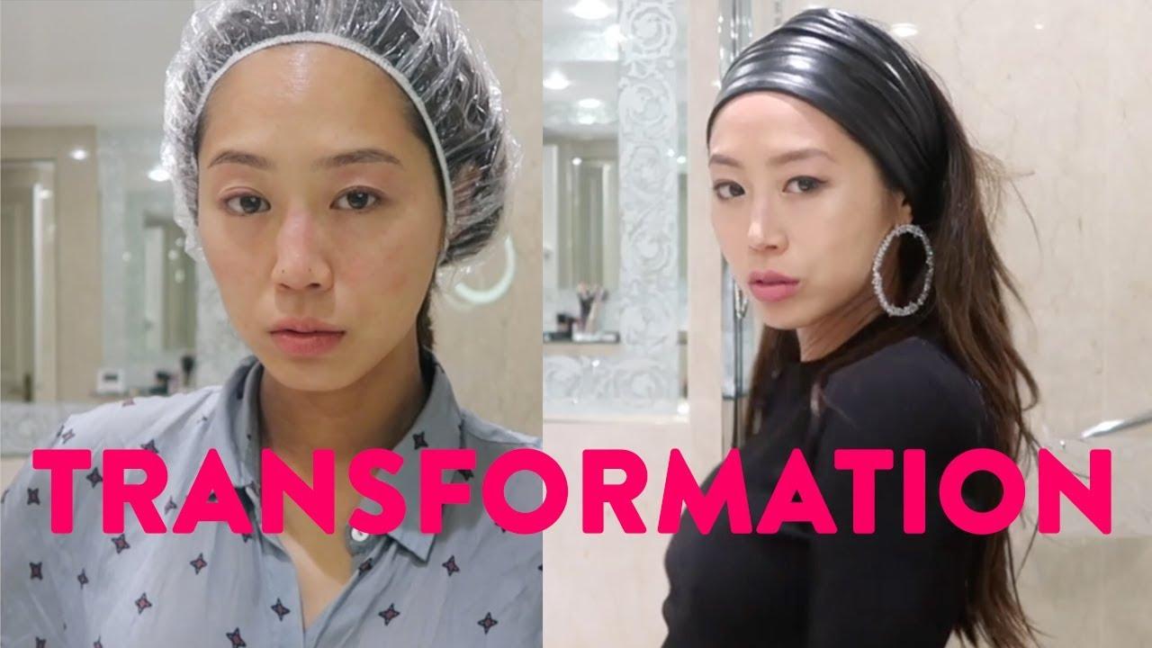 Long Hair Transformation, Balmain Show, Paris Fashion Week Vlog Day 5 | Aimee Song