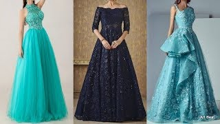Designer Prom Dress Designs 2020 - Top Designer Long Gown Designs