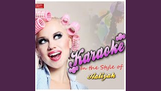 Got to Give It Up (In the Style of Aaliyah) (Karaoke Version)