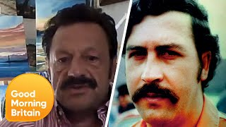Pablo Escobar's Secret Son Is on a Treasure Hunt to Find Hidden Millions   Good Morning Britain
