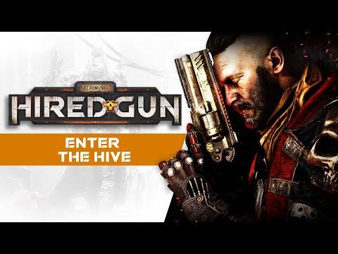 Enter the Hive Trailer de Necromunda: Hired Gun