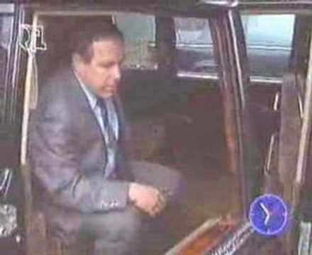DDR Czajka - limuzyna z czasów komuny