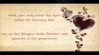 Let Her Go Passenger (Testo+Traduzione) [By Anto DJ]