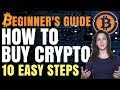 How to Buy Cryptocurrency for Beginners Ultimate Step-by-Step Guide Pt 1