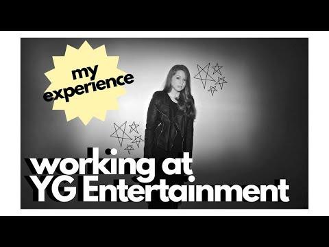 My YG Entertainment Internship Experience [PART ONE]