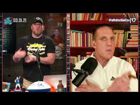 The Pat McAfee Show | Monday March 1st, 2021