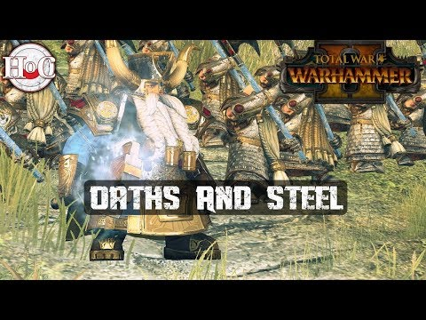OATHS AND STEEL - Total War Warhammer 2 - Online Battle 353
