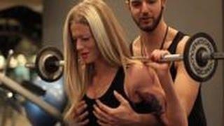 Готините мацки и нацепените батки във фитнеса (смях с Нади и Иван)