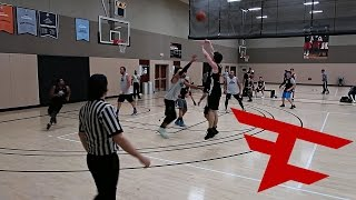 FAZE CLANS FIRST EVER BASKETBALL GAME!