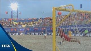 Brazil - Ukraine, Beach Soccer World Cup