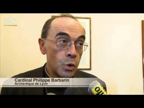 Le Pape François vu par le Cardinal Barbarin