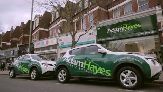 Adam Hayes Estate Agents - With you every step of the way...