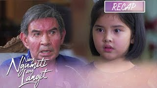 David reveals the truth to Mikmik | Nang Ngumiti Ang Langit Recap