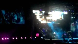 Gypsy Heart Tour à Mexico - The Climb Performance - 26/05/11