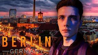 JesusAVGN Гуляет По Берлину | Хесус В Германии