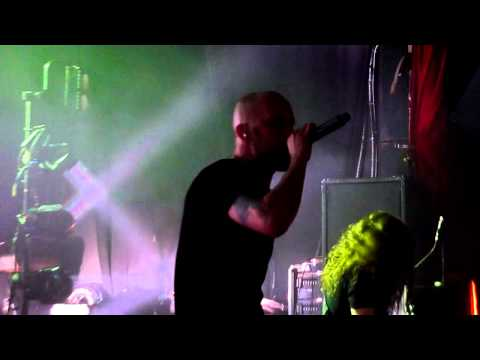 Concierto Meshuggah