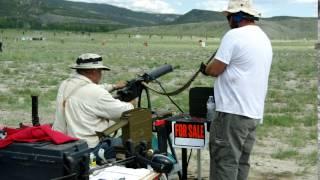 MG 08/15 at the Rocky Mountain Machine Gun Shoot