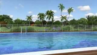 preview picture of video 'Florista County 2-2.5 BHK Apartments at Hadapsar, Pune - Property Video'