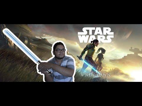 Star Wars: Um Novo Amanhecer | Nerd E Geek
