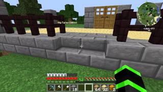 Minecraft s DeNym - Díl 7. Stavba Domu