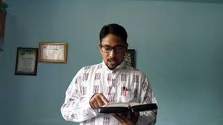 Jhaggu Gahatraj Leading the Church Fellowship