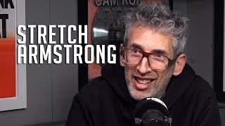 """Stretch Armstrong Talks NYC Nightlife, Anti-Trump Activism, and His New Book """"No Sleep"""""""