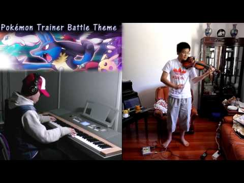This Rendition Of The Pokémon Battle Theme Will Put You In A Fightin' Mood