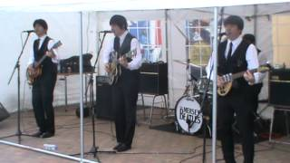 The mersey Beatles, your gonna lose that girl 25th august 2012