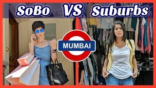 South Mumbai (SOBO) VS. North Mumbai (Suburbs) | feat. Sherry Shroff | Rickshawali